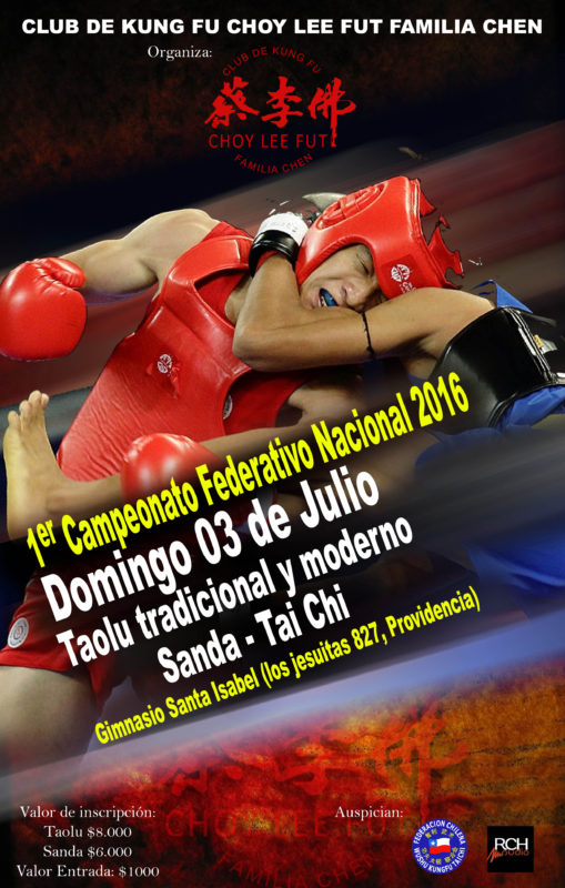 afiche torneo club clf