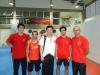 Curso Internacional de Entrenadores de Wushu IWUF. Campinas 2013.