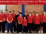 Seminario Maestro Zheng Jianping para Entrenadores de Wushu Moderno 2018