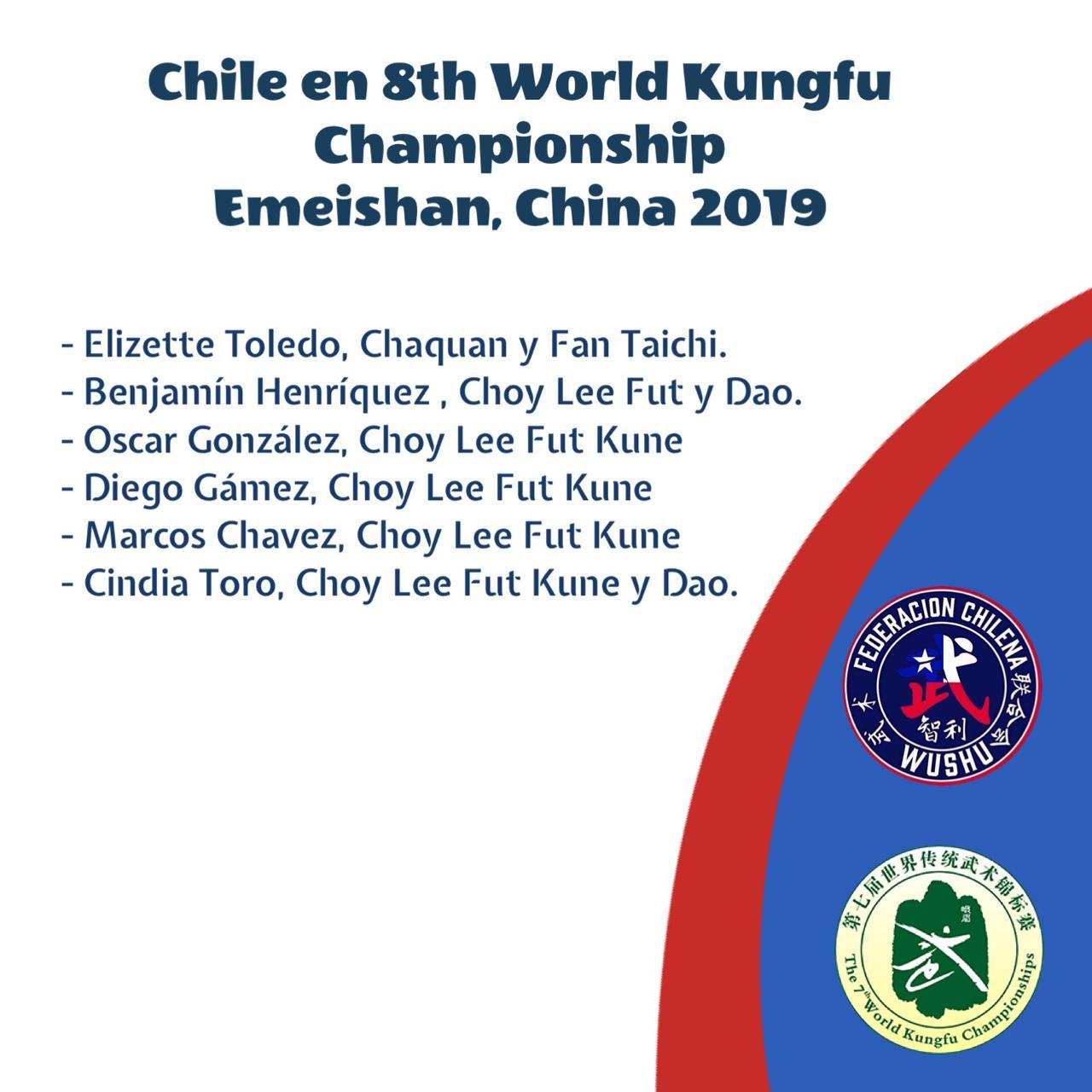 Mundial de Kungfu 2019